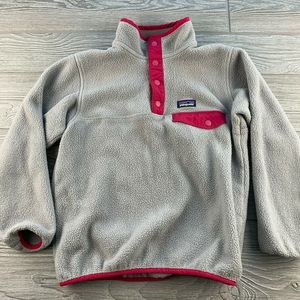 Patagonia Womens Synchilla Snap T Fleece Pullover